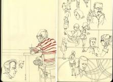 Coffee Shop Sketches