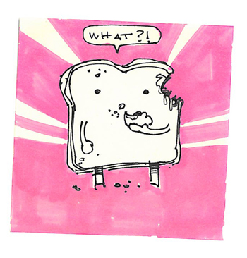 Hungry Toast