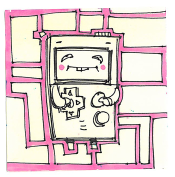 Post-It A Day – Play With Yourself