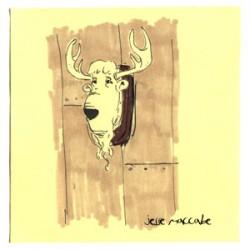 Heads up...elk