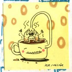 Donuts and Coffee sooo good!