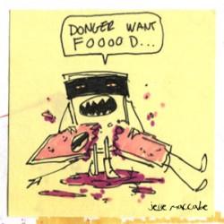 Donger want FOOOOOD!