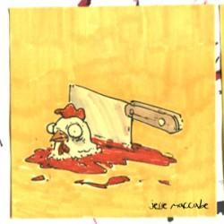 cluck cluck chop