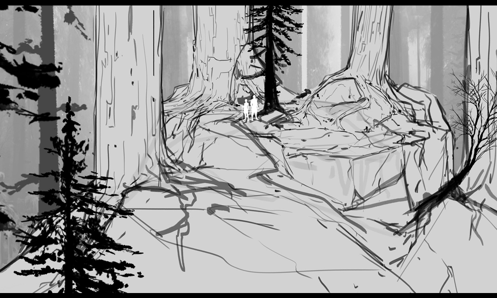 Forrester Grove Mood Concept